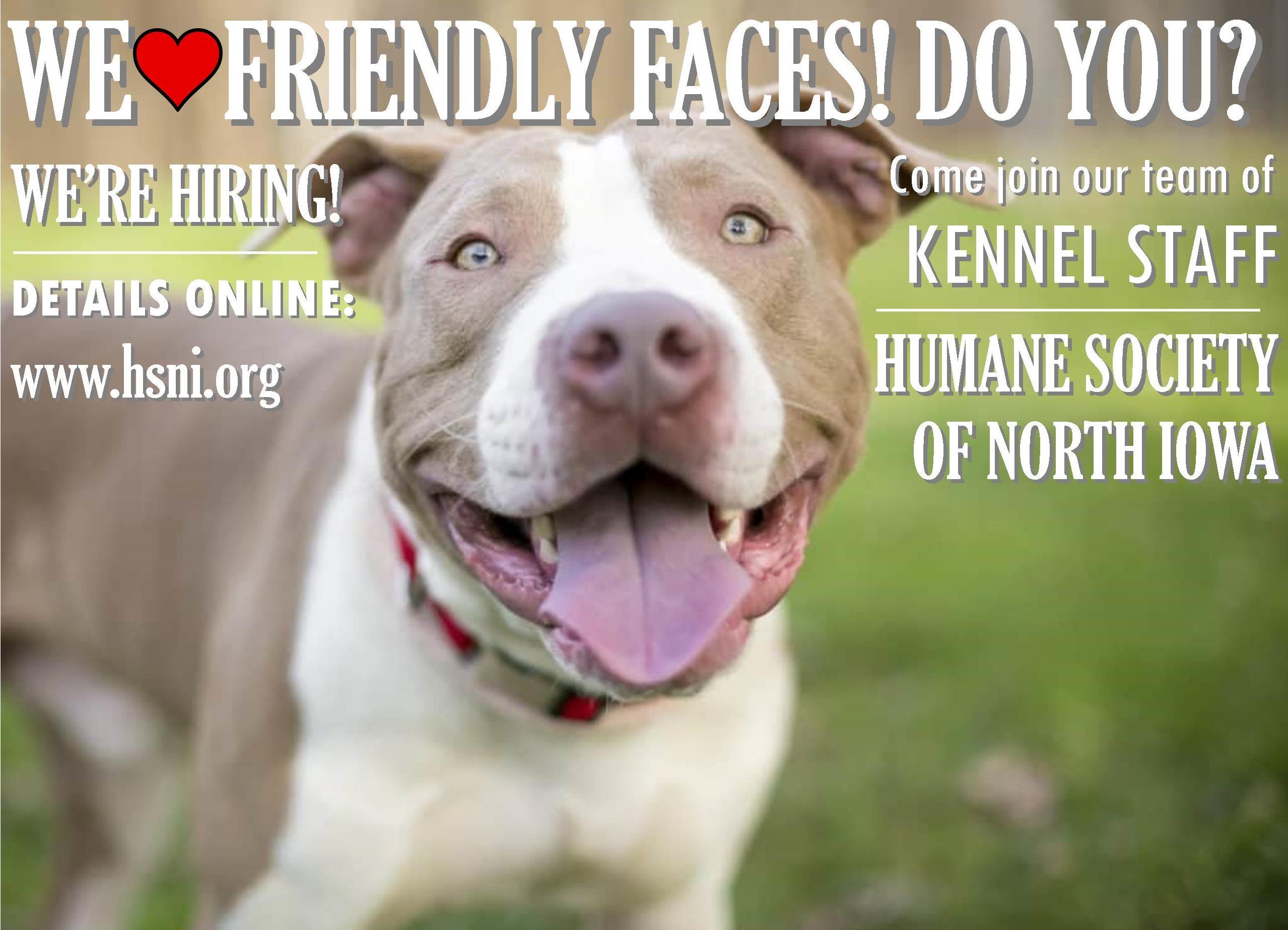 Humane Society Of North Iowa